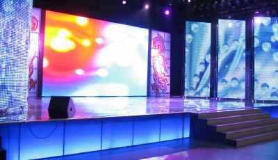 аренда светодиодного экрана для концерта