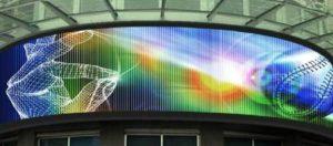 TTG уличный экран